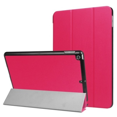 Photo of Tuff Luv Tuff-Luv - Smart Faux Leather Case Cover & Stand for Apple iPad Pro 10.5 - Black