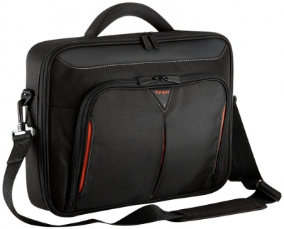 """Photo of Targus Classic 17-18"""" Notebook Briefcase - Black"""