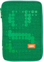 golla elo 101 inch slim tablet cover green