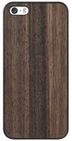 ozaki wood case for apple iphone 5 and 5s ebony