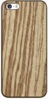 ozaki wood case for apple iphone 5 and 5s zebrano