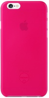 ozaki ocoat 03 jelly case for apple iphone 6 and 6s pink