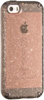 speck candyshell glitter case for apple iphone 55sse onyx