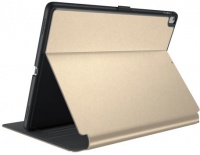 speck balance folio case for apple ipad 97 inch cream and