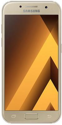 Photo of Samsung Galaxy A3 Smartphone - 16GB Gold