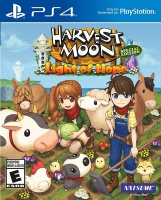 harest moon light of hope special edition us import ps4