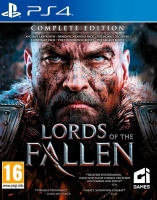 lords of the fallen complete edition ps4