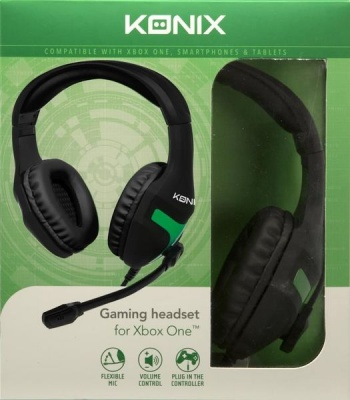 Photo of Konix - Gaming Headset for Xbox One