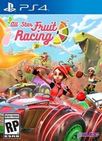 all star fruit racing us import ps4