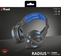 trust gxt 350 radius pcgaming headset