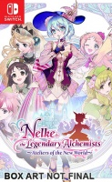 nelke and the legendary alchemists ateliers of new