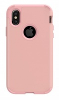 tuff luv armour guard tpu shell case for apple iphone x xs