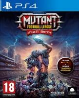 mutant football league dynasty edition ps4
