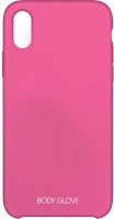 body glove silk series case for apple iphone xr pink