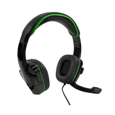 Photo of SparkFox SF1-XBOX Headphones - Black/Green