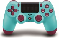 sony playstation dualshock 4 controller new version 2 berry