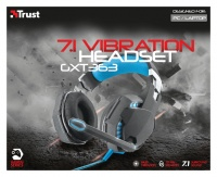 trust gxt 363 hawk pcgaming headset