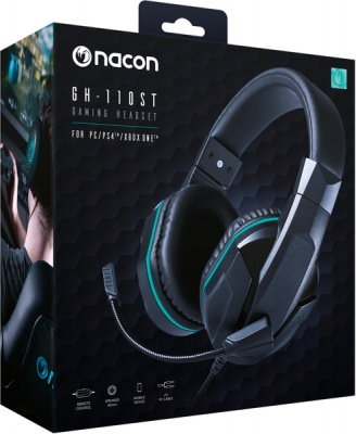 Photo of NACON - GH-110ST Gaming Headset