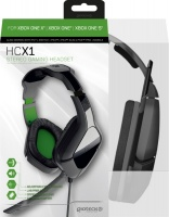 gioteck hcx1 wired pcgaming headset