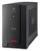 apc bx1400ui back ups 1400 va 700 w 230v avr iec sockets