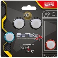 steelplay geltabz thumstick grips 4 pack nintendo switch