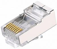 ugreen rj45 cat6 shielded crimp connectors 10 piecess