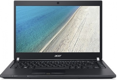 Photo of Acer TravelMate P6 laptop