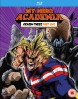My Hero Academia Season Three Part One