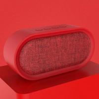 remax 3w portable bluetooth speaker red