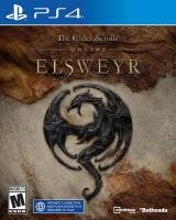the elder scrolls online elsweyr us import ps4