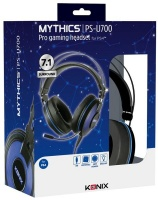 konix mythics ps u700 ps4 headset