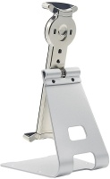 targus 7 to 101 inch locking universal tablet stand silver