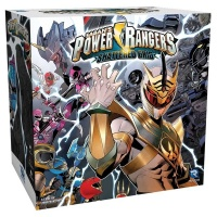 Renegade Game Studios Power Rangers Heroes of the Grid Shattered Grid Expansion
