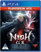 nioh playstation hits ps4