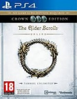 the elder scrolls online tamriel unlimited crown edition