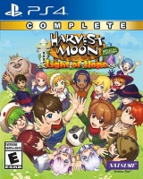 harvest moon light of hope complete edition us import ps4