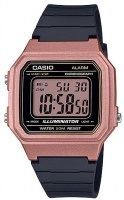 casio standard collection digital wrist watch pink and running walking equipment