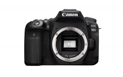 Photo of Canon EOS 90D DSLR - Body Only 30 Megapixels Digital Camera