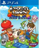 harvest moon mad dash us import ps4