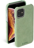 krusell broby series case for apple iphone 11 olive