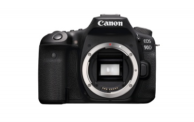 Photo of Canon EOS 90D DSLR & EF-S 18-55mm f/3.5-5.6 IS STM Digital Camera