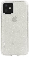 skech sparkle series case for apple iphone 11 snow