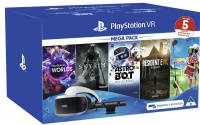 sony playstation vr megapack camera v2 5 full games to electronic