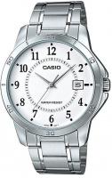 casio enticer series stainless steel mens analog wrist running walking equipment