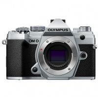 olympus om e m5 mark zilver digital camera