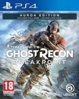 tom clancys ghost recon breakpoint aurora edition ps4