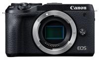 canon m6 mkii mirrorless digital camera