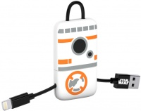 tribe star wars usb to lightning synccharge cable apple mfi