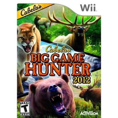 Cabelas Big Game Hunter 2012 SAS