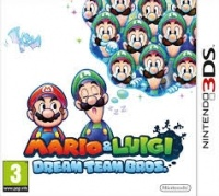 mario and luigi dream team bros 3ds